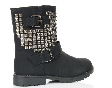 Botas Moteras Tachuelas Shoes World 49.95 euros