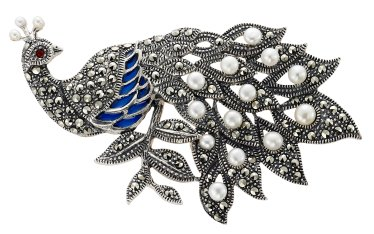 Broche Pavo Real-0329