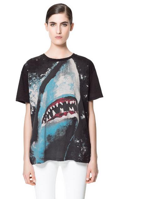 Camiseta Zara 19.95 euros