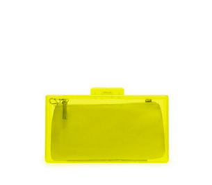 Bolso Metacrilato Zara 19.95 euros