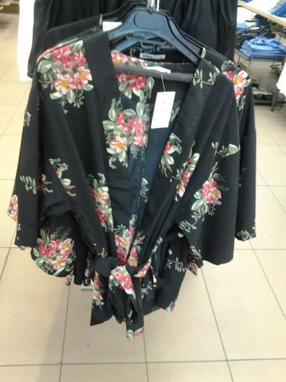 Kimono Lefties 17.95 euros