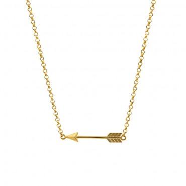 Collar colgante flecha Aristocrazy 49 euros