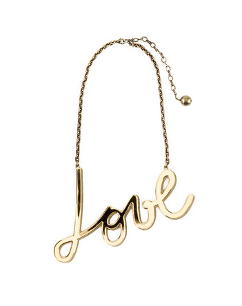 Love Necklace Lavin 650 euros