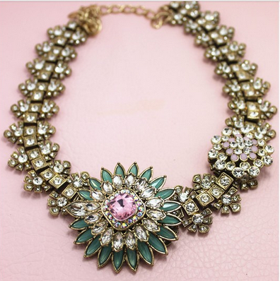 Collar Aliexpress 12.64 euros aprox.