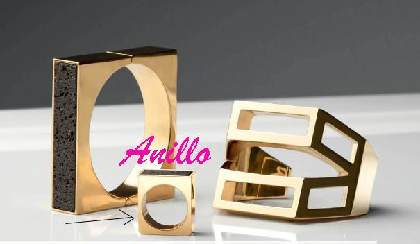 Anillo Chloé