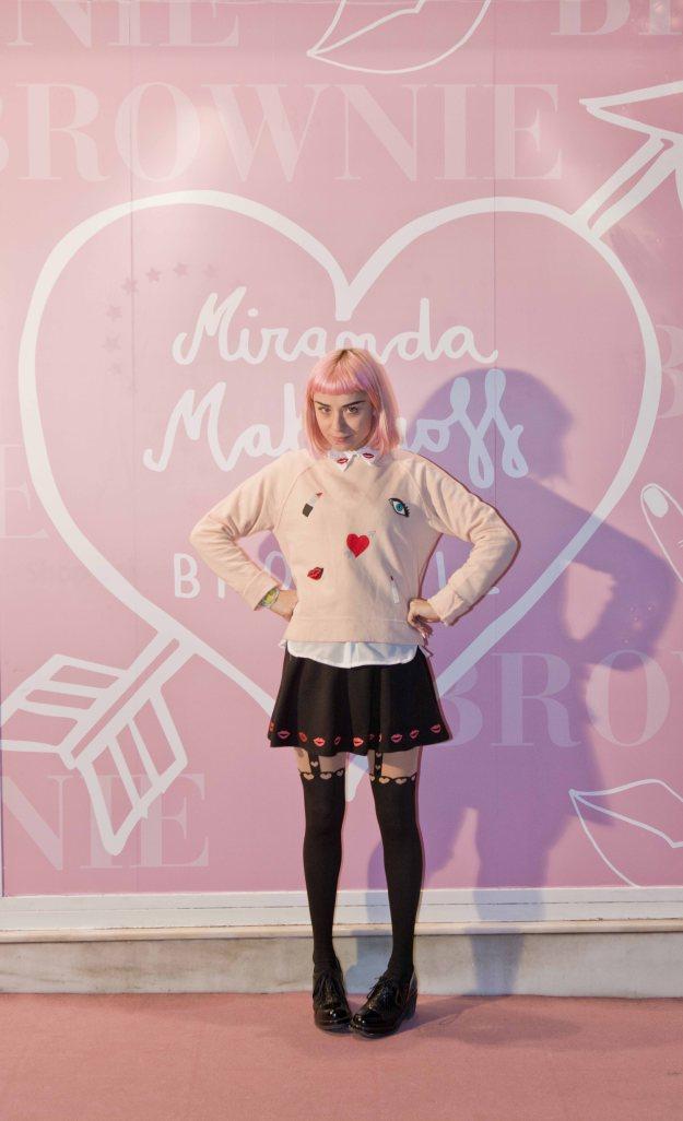 MIRANDA MAKAROFF FOR BROWNIE I
