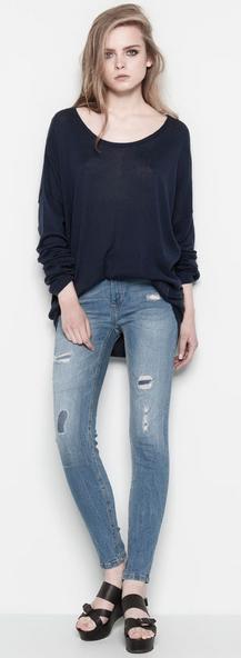 Jeans antes 29.99 euros ahora 12.99