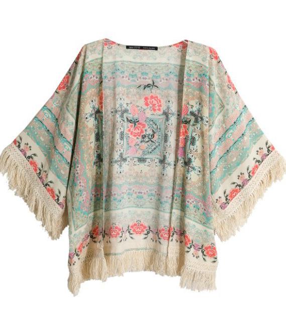 Kimono Sheinside 13.43 euros