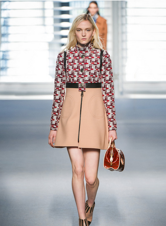Falda Louis Vuitton precio ¿?