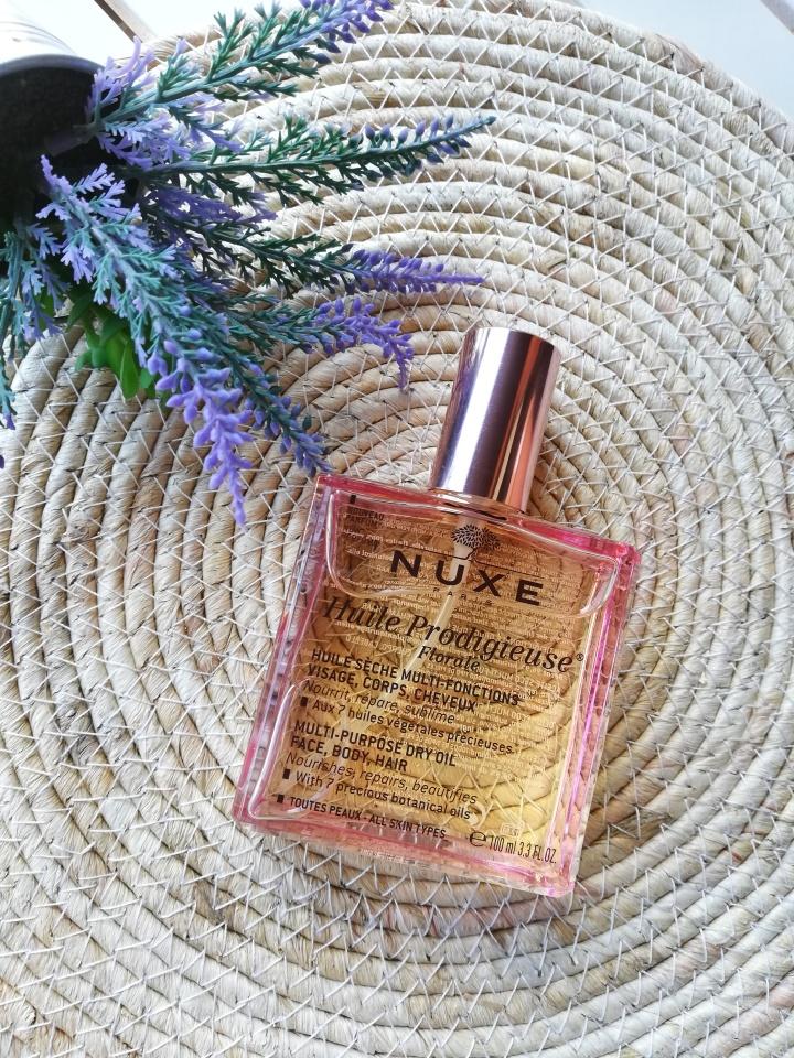 Huile Prodigieuse, el nuevo aceite en seco de Nuxe que teenamorará